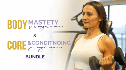 Body Mastery and Core Conditnoing Bundle
